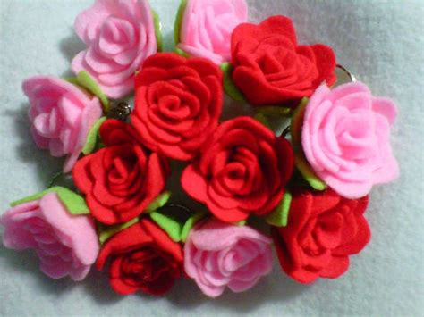 cara membuat bunga mawar dari kain flanel 17 tips kerajinan dari kain flanel untuk pemula bonek
