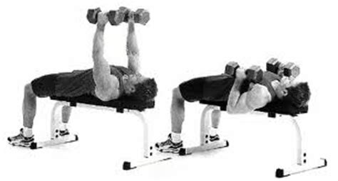 close grip bench press with dumbbells best chest workouts