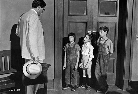 How Does Atticus Deal With Finding Dill In Scouts Room at the to kill a mockingbird on the big screen