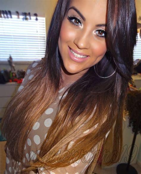 tintes de cabello para morenas 2015 peinados para personas con piel morena peinados