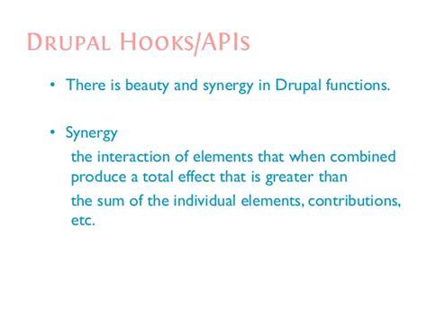 drupal theme hook in module the synergy of drupal hooks apis custom module