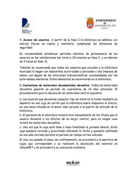 Quintanar del Rey reabre la biblioteca municipal - erescultura