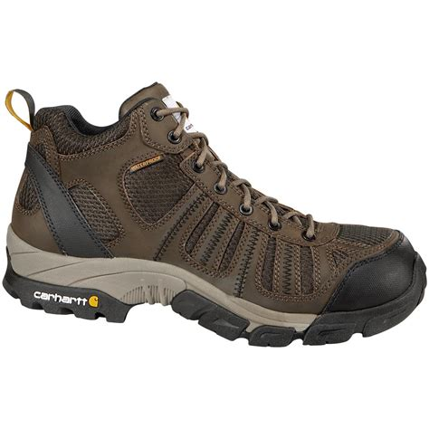Light Waterproof Boots by Carhartt Lightweight Waterproof Composite Toe Work Hiking