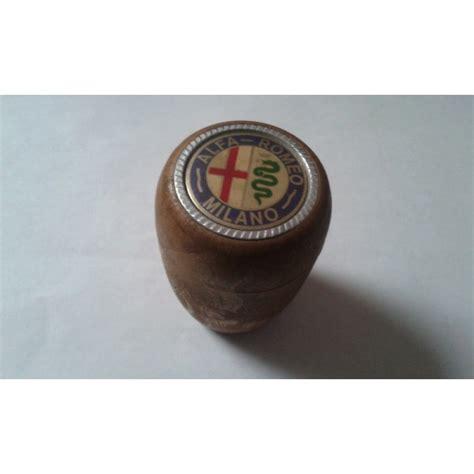 pomello cambio alfa 147 originale alfa romeo pomello cambio legno effegarage srl