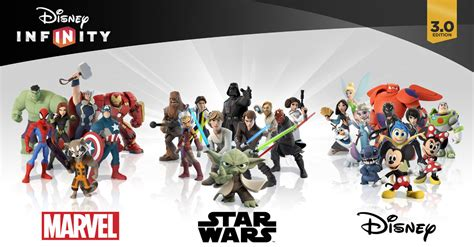 infinity character release dates disney infinity 3 0 30th august release date