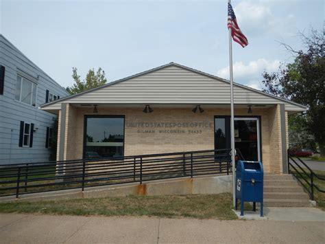 Onalaska Post Office by Gilman Wisconsin Post Office Post Office Freak