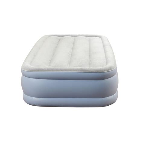 beautyrest elevated adjustable air bed mattress hdmm02217tw the home depot