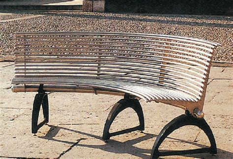 curved park bench beautiful cast iron garden furniture park bench outdoor
