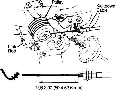 volvo  throttle adjustment repair manual