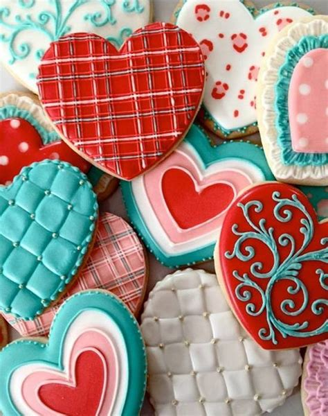 7 adorable diy for valentine s day eatwell101 7 adorable valentine s day cookies to diy m magazine