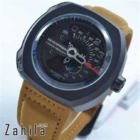 Seven Friday V Series Coklat jual sevenfriday v3 01 soft brown kw semi jam