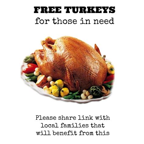 Free Turkey Giveaway - free turkeys in orlando pendas annual turkey giveaway also ft myers and ta