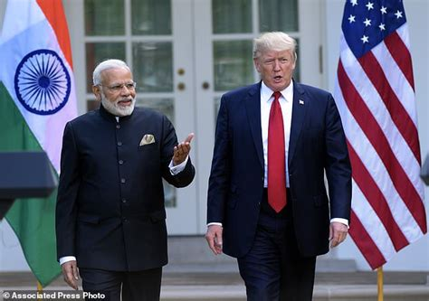 donald trump visit to india the latest modi invites trump and family to visit india