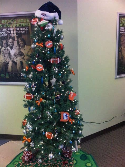 broncos christmas ornaments doliquid