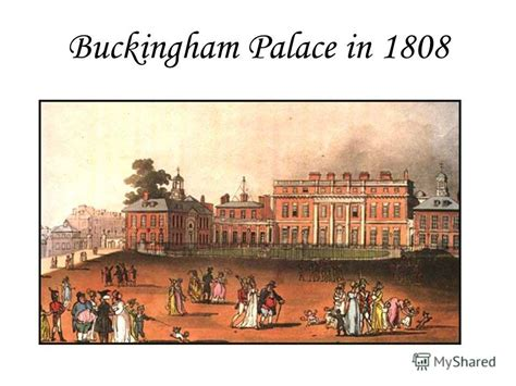 when was buckingham palace built презентация на тему quot buckingham palace history of