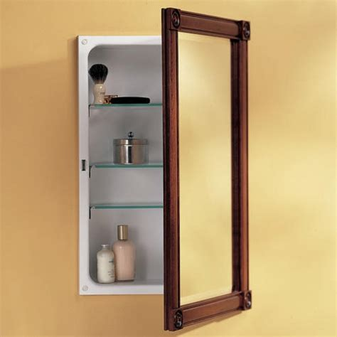 Medicine Cabinet Insert by Recessed Bathroom Medicine Cabinets Design Ideas Image Mag
