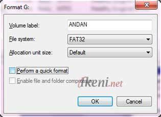 Flash Disk Format Için Hazirlama | cara mudah memperbaiki microsd dan flashdisk ikeni net
