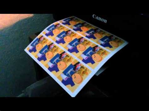 Printer Paper To Make Stickers - how to print your own stickers