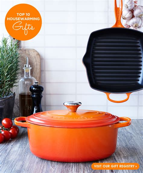 best housewarming gifts 2015 gift registry our top 10 housewarming gifts le creuset