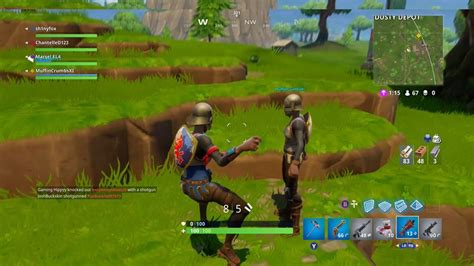 fortnite without guns this week in esports news teaming up for fortnite and the