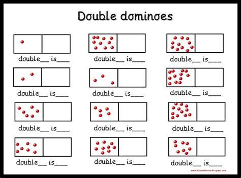 double pattern worksheet double pattern worksheet double facts worksheet worksheets