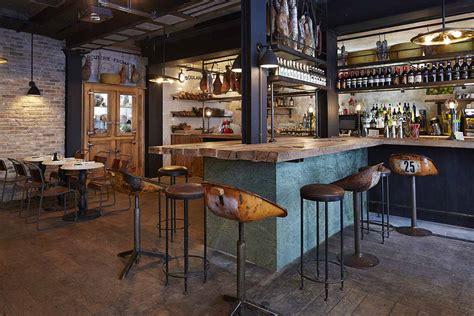 decoracion de bar decoraci 243 n industrial para restaurantes italianos