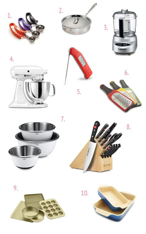 top 10 kitchen essentials resources for home cooks cook nourish bliss