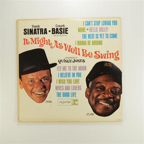 frank sinatra it might as well be swing frank sinatra count basie it might as well be swing f