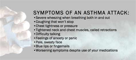 asthma attack asthma is for real my friends confessions of a former