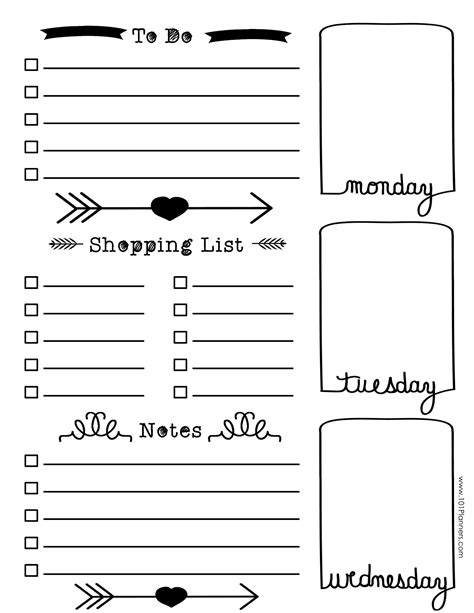 Free Bullet Journal Printable Calendar 2018 Free Printable Template