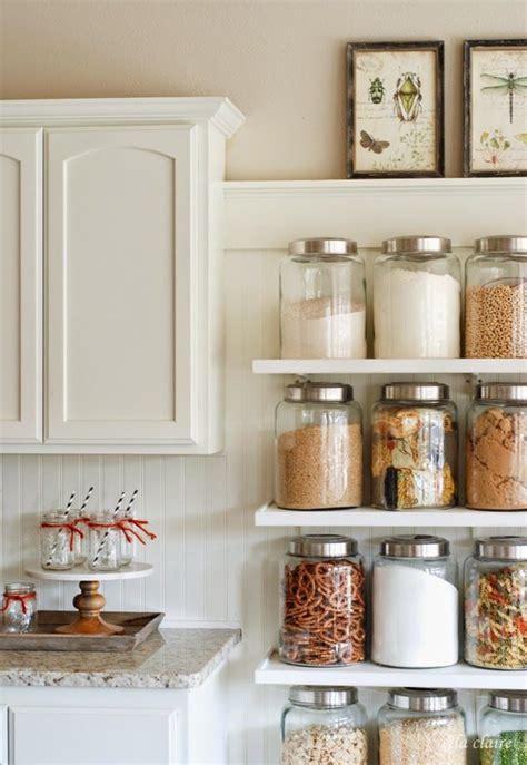 fall home  kitchen jars autumn home mason jar