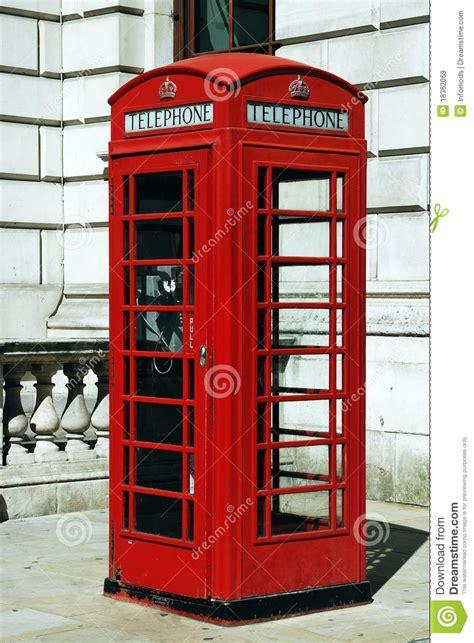 mappa cabine telefoniche cabine di telefono di londra immagini stock libere da