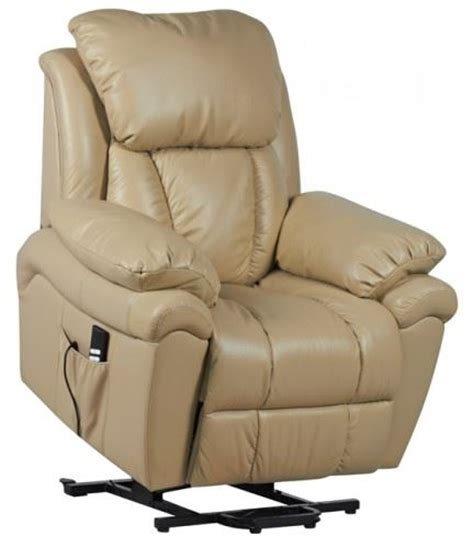 motorised recliner armchairs luxor dual motor leather riser recliner chair rise