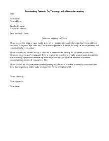 Sle Letter From Landlord To Tenant by Sle Rental Agreement Letter Landlord Letter To Tenant Thelongwayupinfo Sle Letter To