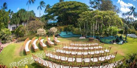 Wedding Venues Kauai by Plantation Gardens Restaurant And Bar Weddings