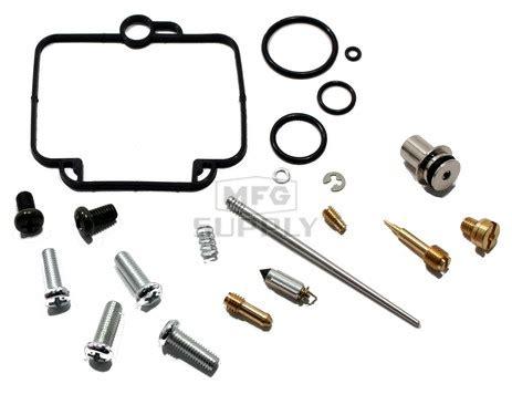 Repair Kit Carburator Parkit Skr Yamaha Rxs complete atv carburetor rebuild kit for 97 09 polaris scramber 2x4 4x4 atv parts mfg supply