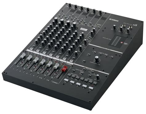 Mixer Yamaha 8 Ch yamaha n8 8 channel digital mixer with firewire interface