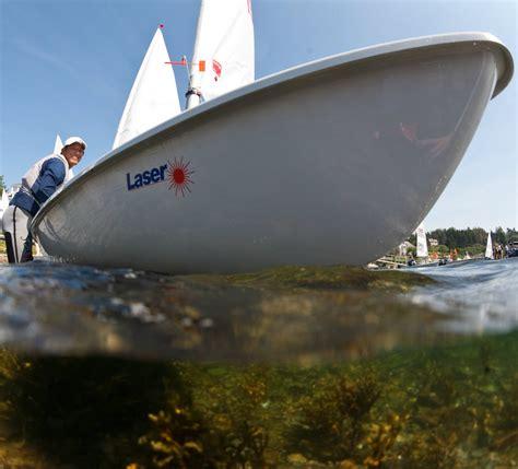 backyard boats shady side md laser