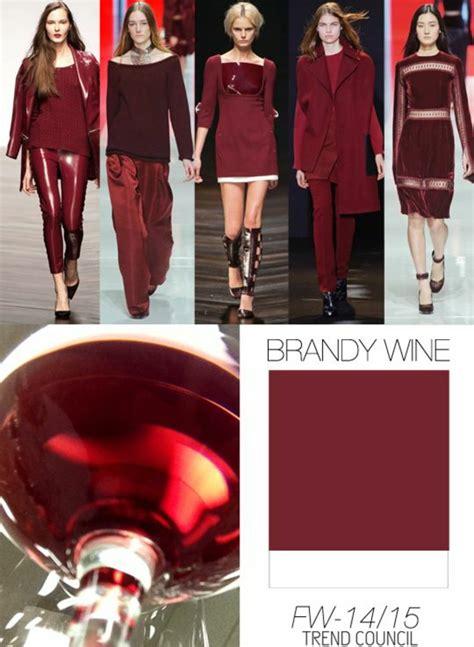 Trendfarben Weihnachten 2015 by Farbpalette Herbsttyp Trendfarben Herbst Winter 2014 2015