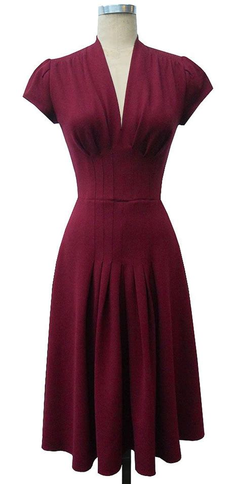 17 best ideas about 40s dress on hourglass