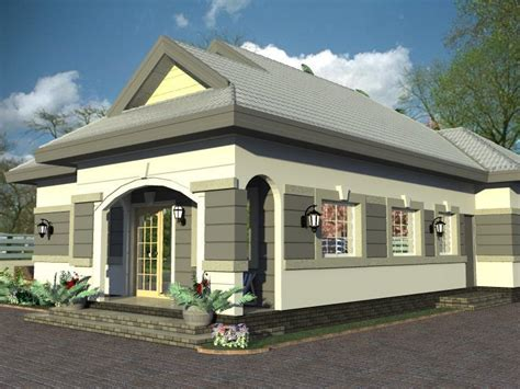 4 Bedroom Bungalow Architectural Design House Plans And Design Architectural Designs For 4 Bedroom Bungalow In Nigeria