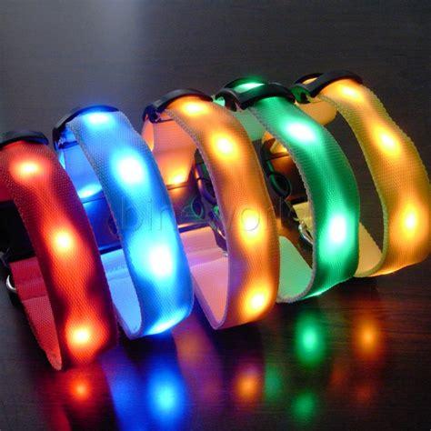 Light Pet by Pet Led Collar Luminous Adjustable Safety
