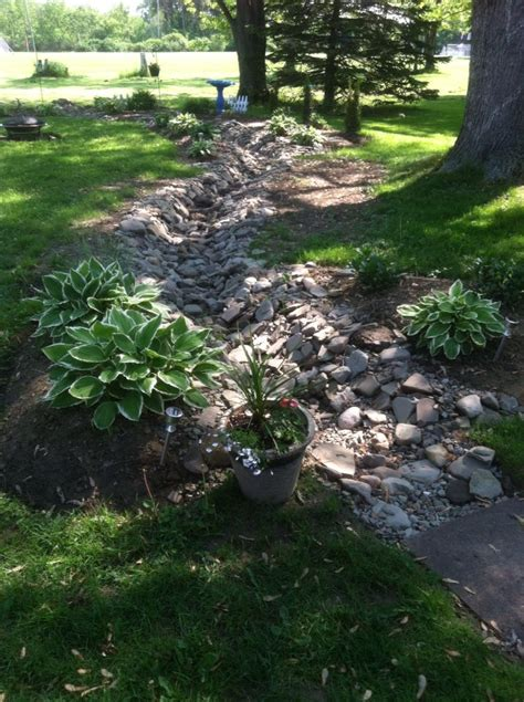 drainage ditch in backyard best 25 downspout ideas ideas on pinterest down spout