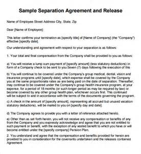severance agreement template pin certificates design sles best designs on