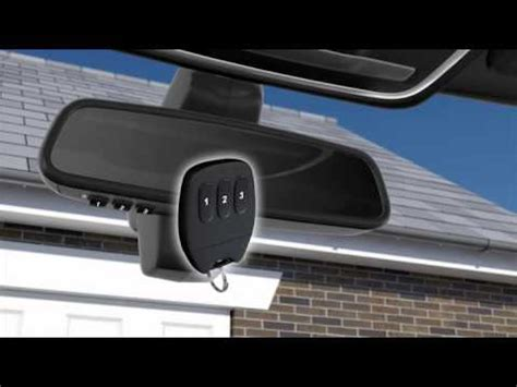 Garage Door Opener No Range 13my Range Rover Garage Door Opener