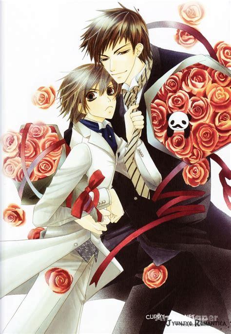 junjou romã ntica junjou romantica artbook hq junjou romantica photo