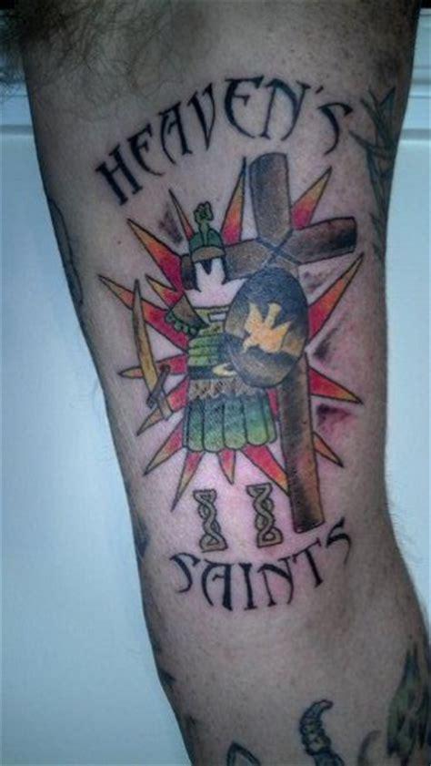 christian tattoo artist nc heaven s saints tattoos flash art