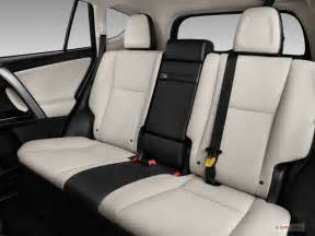 Seat Cover Toyota Rav4 2017 2017 Toyota Rav4 Hybrid Pictures Rear Seat U S News
