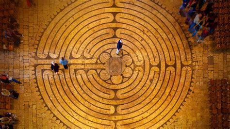 Floor Plan Of Church by Image Gallery Labyrinth Chartres Cathedral France
