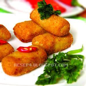 resep risoles sayuran enak resep masakan